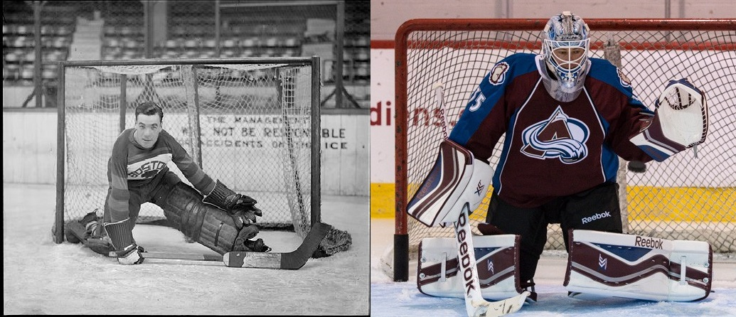 The Evolution Of Goalie Gear Hockey World Blog